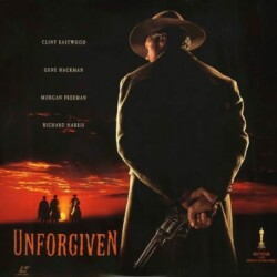 """Unforgiven"" de Clint Eastwood."