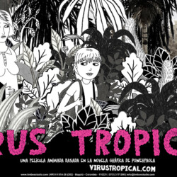 """Virus tropical"" de Santiago Caicedo y Powerpaola."